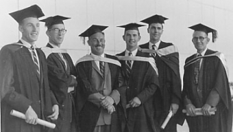 School of Accountancy graduates, 27th April 1960